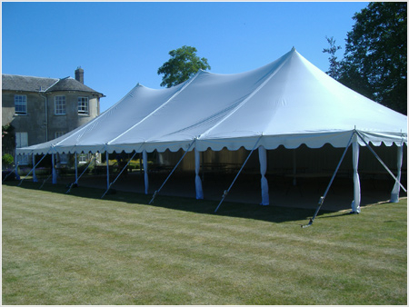 Peg & Pole Tent Manufacturers