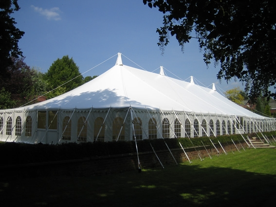 Peg & Pole Tent Manufacturers, Suppliers, Exporters