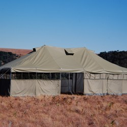 Canvas Relief Tents Exporters Suppliers