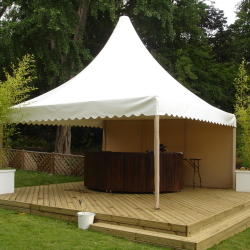 Pagoda Tents Manufacturers, Suppliers, Exporters