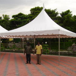 Pagoda Tents at Affordable Price | Best Quality