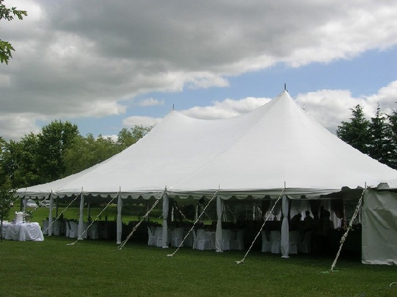 Peg & Pole Tent for Sale