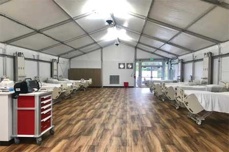 Medical Isolation Tents for Sale